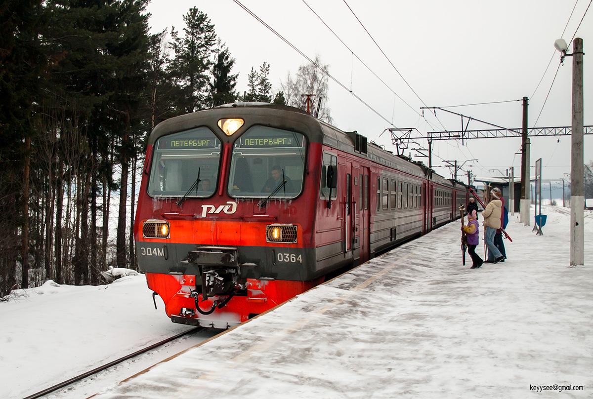 Санкт-Петербург. ЭД4М-0364