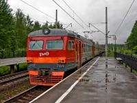 Санкт-Петербург. ЭР2Т-7164