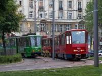 Белград. Tatra KT4 №220, Tatra KT4 №365, Tatra KT4 №390