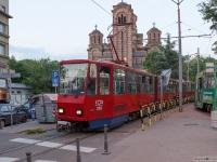 Белград. Tatra KT4 №220, Tatra KT4 №390