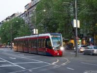 Белград. CAF Urbos 3 №1512