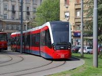 Белград. CAF Urbos 3 №1530