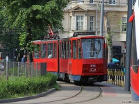 Белград. Tatra KT4 №336