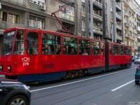 Белград. Tatra KT4 №279