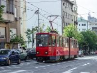 Белград. Tatra KT4 №371
