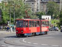 Белград. Tatra KT4 №384