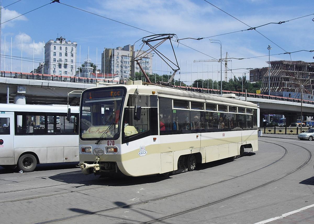 Ростов-на-Дону. 71-619К (КТМ-19К) №070