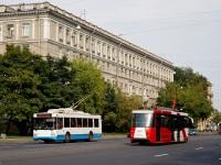 Санкт-Петербург. ТролЗа-5275.03 №1214, 71-153 (ЛМ-2008) №1401