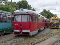 Витебск. РВЗ-6М2 №421