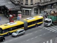 Белград. Solaris Urbino 18 BG 753-??
