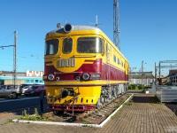 Санкт-Петербург. ТЭП60-1000