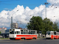 Санкт-Петербург. ЛМ-68М №7572