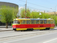 Волгоград. Tatra T3 (двухдверная) №2518
