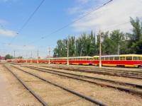 Волгоград. Tatra T3 №2734, Tatra T3 №2668, Tatra T3 №2669