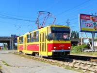 Tatra T6B5 (Tatra T3M) №2836