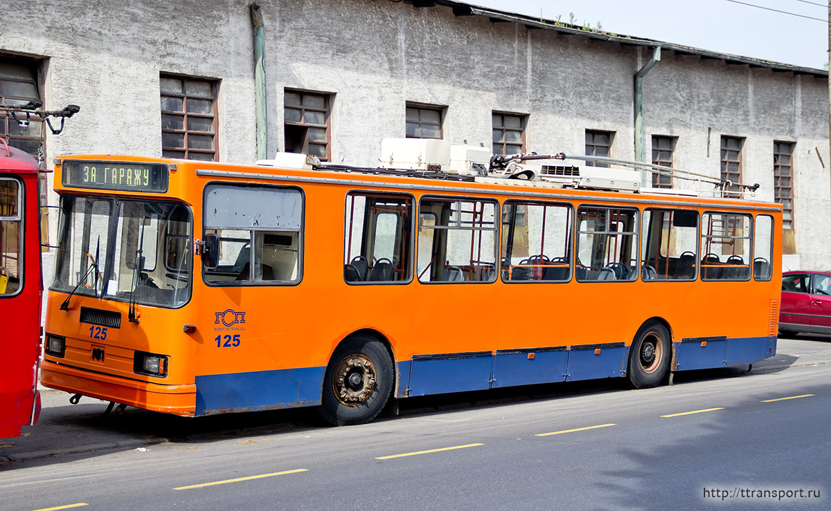 Белград. АКСМ-20101 №125