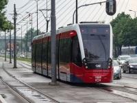 Белград. CAF Urbos 3 №1505
