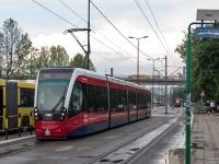 Белград. CAF Urbos 3 №1522