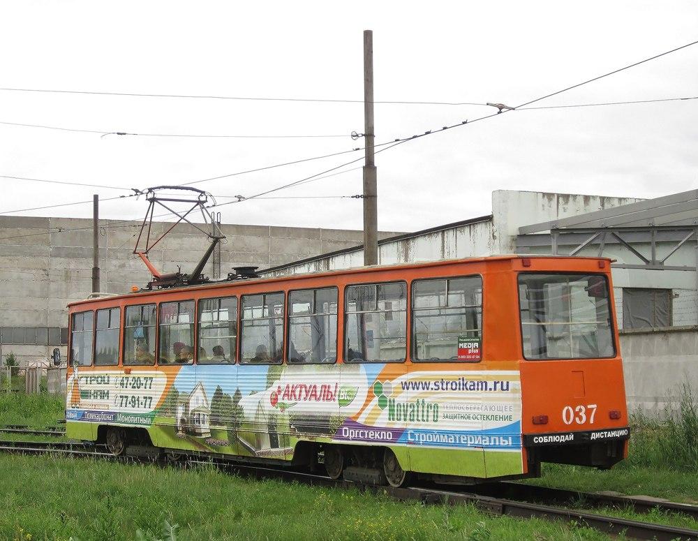 Набережные Челны. 71-605 (КТМ-5) №037