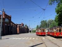 Санкт-Петербург. МС-4 №2424, МС-4 №2575