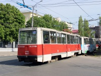 Саратов. 71-605 (КТМ-5) №1229, 71-605 (КТМ-5) №1231
