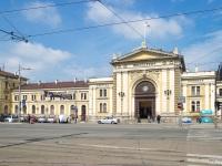 Белград. Главный железнодорожный вокзал станции Белград
