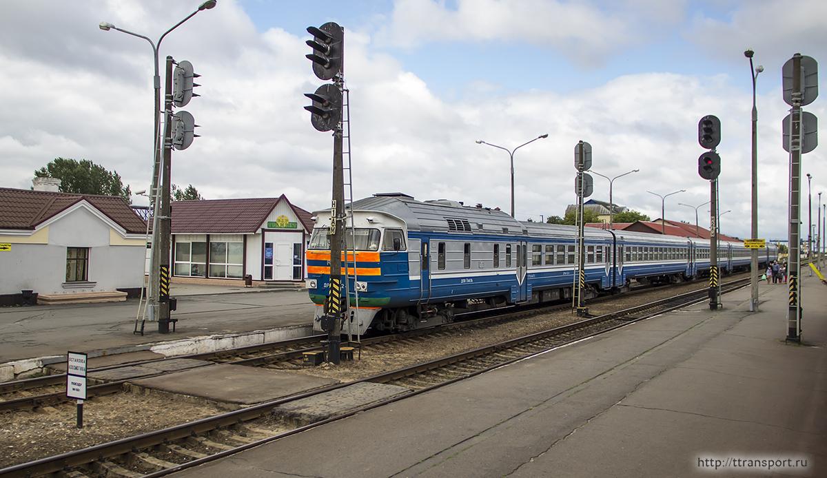 Гомель. ДР1А-124