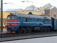 Жлобин. 2М62У-0311