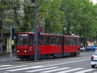 Белград. Tatra KT4 №250