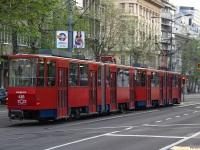 Белград. Tatra KT4 №415, Tatra KT4 №416