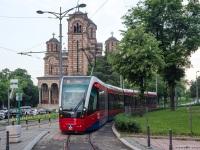 Белград. CAF Urbos 3 №1524