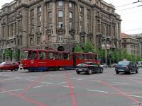 Белград. Tatra KT4 №209