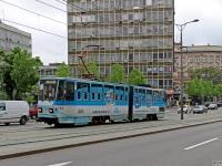 Белград. Tatra KT4 №334