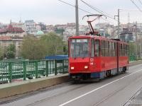 Белград. Tatra KT4 №244