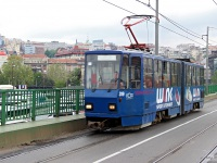 Белград. Tatra KT4 №319