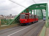 Белград. Tatra KT4 №396