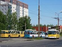 Петрозаводск. ЗиУ-682Г00 №316, ЗиУ-682Г-016.02 (ЗиУ-682Г0М) №358