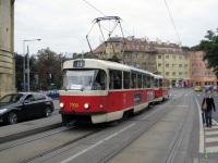 Прага. Tatra T3SUCS №7100