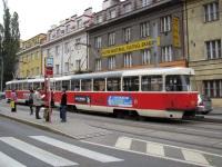 Прага. Tatra T3SUCS №7101