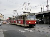 Прага. Tatra T3 №8228