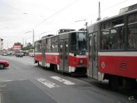 Прага. Tatra T6A5 №8653, Tatra T6A5 №8654
