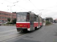 Прага. Tatra T6A5 №8654