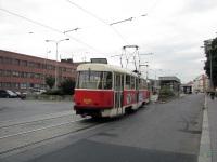Прага. Tatra T3 №8339