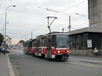 Прага. Tatra T6A5 №8683