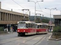 Прага. Tatra T3R.PV №8167, Tatra T3R.PV №8177