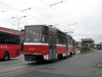 Прага. Tatra T6A5 №8686