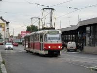 Прага. Tatra T3R.P №8499