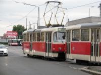 Прага. Tatra T3R.P №8501