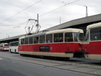 Прага. Tatra T3 №8478