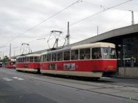 Прага. Tatra T3 №8479
